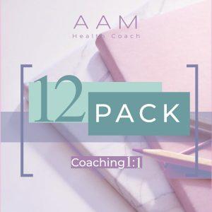 12 Sesiones de Coaching