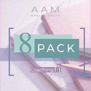 8 Sesiones de Coaching