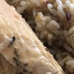 Pollo al Limón y a la Mostaza